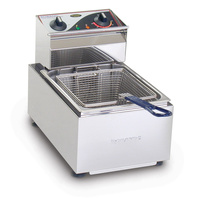Roband Single Counter Top Fryer 8 Litre