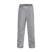 ChefsCraft Chefs Checked Drawstring Pants (Unisex)