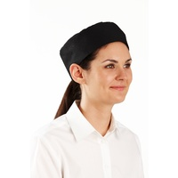 ChefsCraft Chefs Cap Black