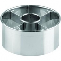 Cutter - Doughnut - Stainless Steel 90mm