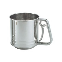 8-Cup Flour Sifter (Crank Handle)