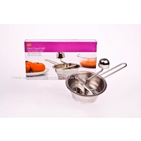 Stainless Steel Baby Food Mill 14cm dia