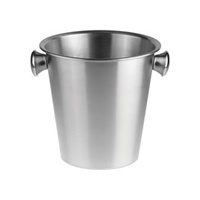 Ice Bucket-Stainless Steel 4.0Lt Satin