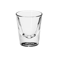 Libbey - Whiskey Glass 1-1/4 oz/44 ml x 12