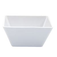 Melamine Square Bowl 180x180x85mm