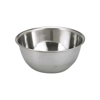 Mixing Bowl - Deep Stainless Steel  300x130mm 7.5lt