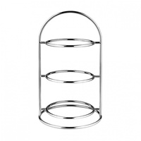 Athena 3 Tier Round Display Stand 408mm