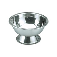 Sundae Cup-Stainless Steel 170ml/6oz