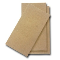Luxury Quilted Napkin Kraft Carton/1000