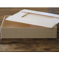"Collapsible Large Tray- Deep 15"" x 11"" Pkt 25"