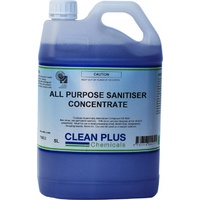 All Purpose Sanitiser Concentrate 5L