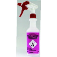 Colour Coded 500 ml Bottle – Multi Purpose Degreaser