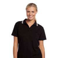 ChefsCraft Hospitality Polo Black