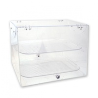 Display Cabinet-2 Trays 480x405x360mm