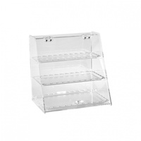 Display Cabinet-3 Trays 340x250x340mm