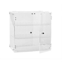 Display Cabinet-3 Trays 460x310x450mm