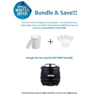 Winter Warmer Special - Combo Deal!