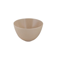 """ZUMA"" SAND -  Deep Rice Bowl-113mm Ø  Qty - 6"