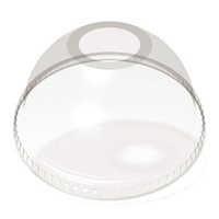 PET Large Dome Lid (1 lid fits 12oz to 24oz)