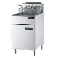 Gas Deep Fryer LPG or NG - 5 Tube