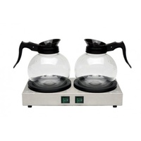 Semak Flat Coffee Pot Warmer