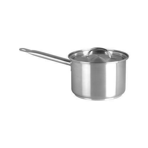 Chef Inox Elite Saucepan 4.0Lt 200x130mm with Lid