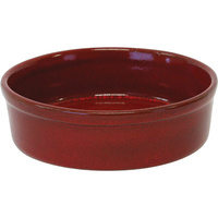 Artistica Round Dish/Tapas 110x30mm Reactive Red