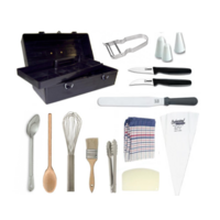 Student Chef Tool Kit + 19cm Victorinox Cooks Knife