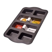 Non Stick 8 Cup Mini Loaf Pan