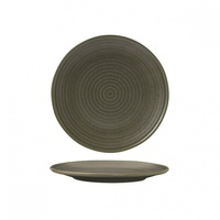 """ZUMA"" CARGO - Round Coupe Plate-Ribbed, 210mm Qty - 6"