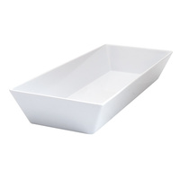 Melamine Deep Dish 500x 200x70mm White