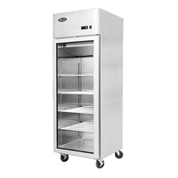 Atosa Top Mounted Single Door Freezer Showcase