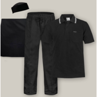 Student Polo Food & Beverage Uniform Sizing Kit