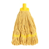 Edco Durable Round Mop - Yellow