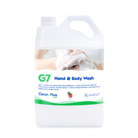 Green Plus G7 Hand & Body Wash - 5L