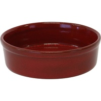 Artistica Round Dish/Tapas 140x45mm Reactive Red