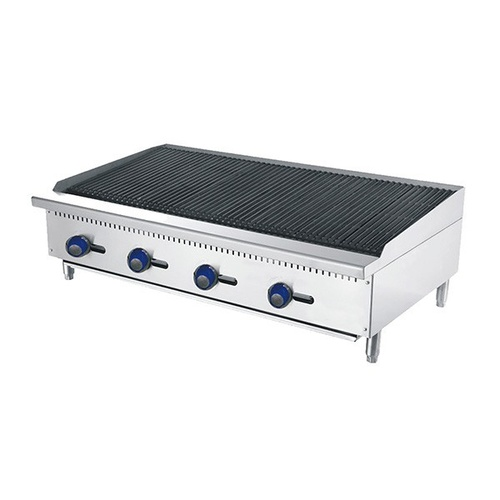 CookRite Gas Rock Char Grill 910mm