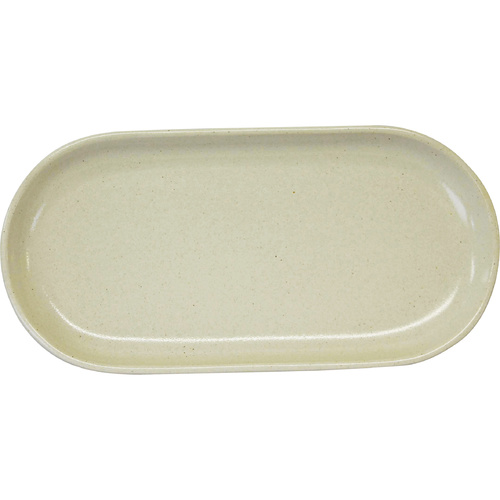 Artistica Oval Plate Coupe 300x140mm Sand